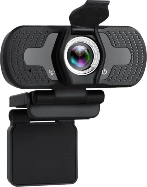 webcam met ingebouwde microfoon