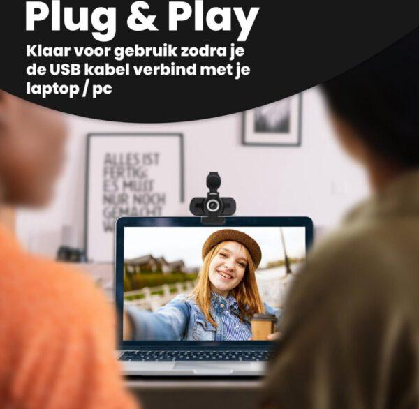 webcam pc en laptop